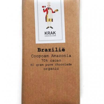 Krak – 70% Brazilië