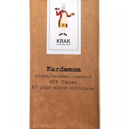 Krak – Wit Pinda, Karamel & Kardemom