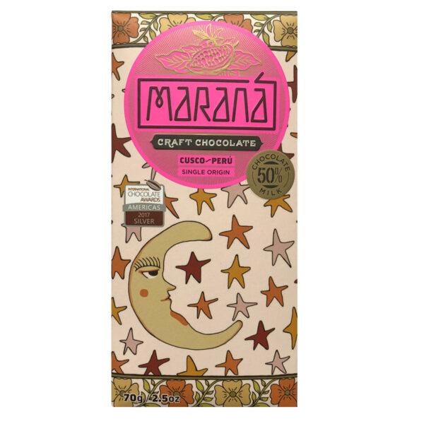 marana cusco chuncho milk chocolate peru single origin