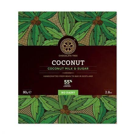 Chocolate Tree – Kokos & Kokosbloesemsuiker