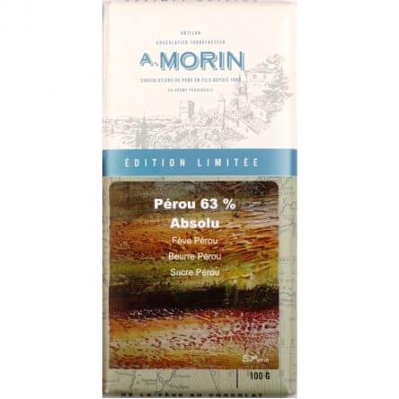 Morin – Zuiver Peru 63%
