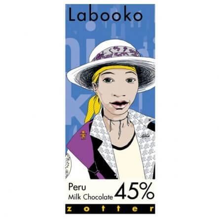 Zotter Peru 45% Melk