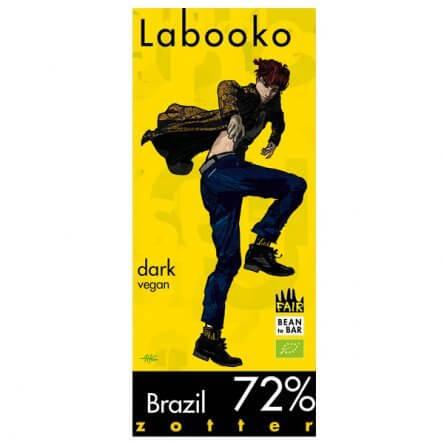 Zotter Brazilië 72% Puur