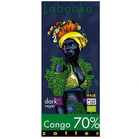 Zotter Congo 70%