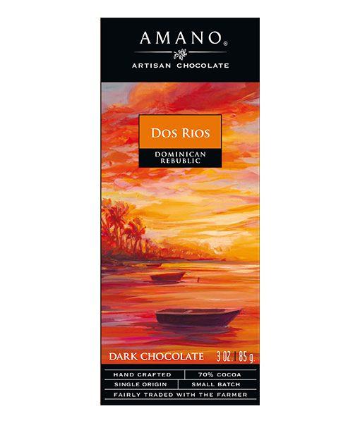 amano dos rios dominicaanse republiek chocolade single origin ongelooflijke smaak