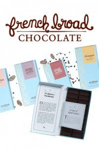 french broad craft chocolate bean to bar chocolade