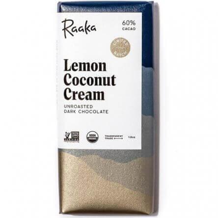 Raaka Citroen & Kokos Crème