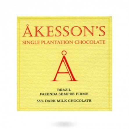 Akesson's Dark Milk 55% Brazil