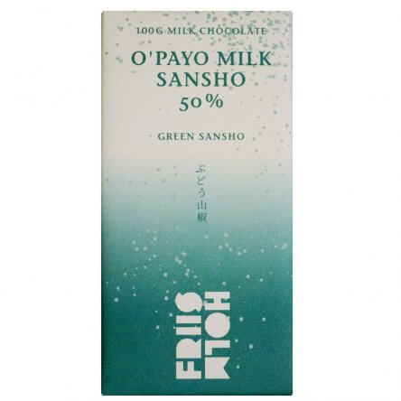 Friis Holm – O' Payo Milk with Green Sancho