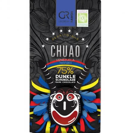 Georgia Ramon – Chuao Venezuela 75%