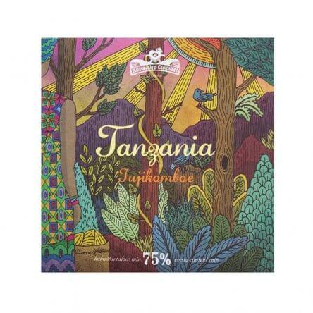 Rózsavölgyi Tanzania Tujikomboe 75%