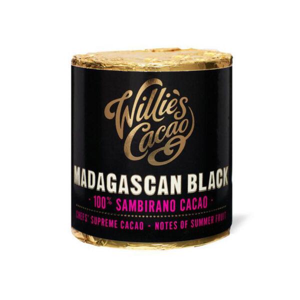 willie's cacao 100% cacao uit madagaskar om te bakken en koken voor de keuken