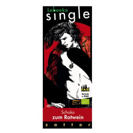 Zotter Single – Chocolate for Red Wine