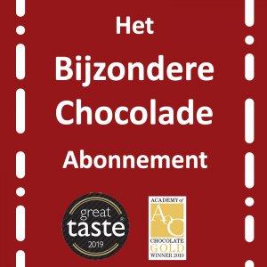 het bijzondere chocolade abonnement bestellen wij versturen de lekkerste bean to bar chocoladerepen