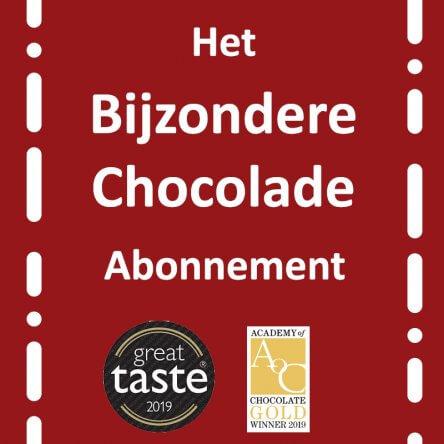 Het Bijzondere Chocolade Abonnement