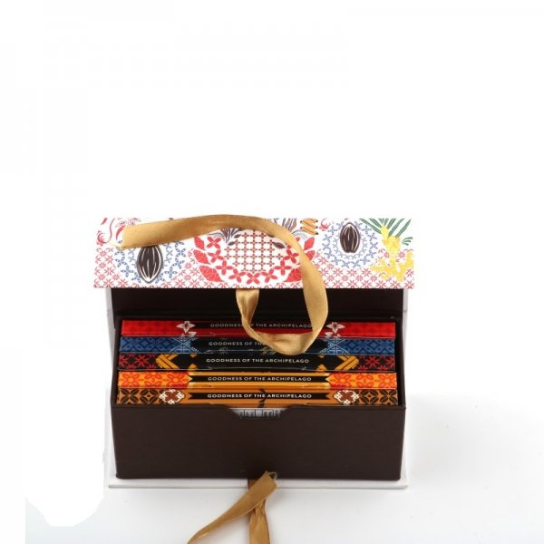 krakakoa cadeauverpakking giftset bean to bar chocolade uit indonesie