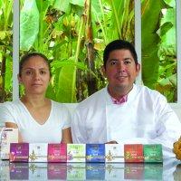 kuna chocolade uit ecuador eerlijke duurzame chocolade geheel gemaakt in zuid-amerika van cacao tot chocoaladereep