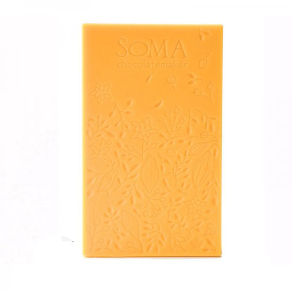 mango lassi chocolate bar by soma craft chocolatemakers the indian drink in a chocolate form
