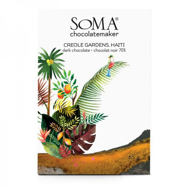 soma haiti creole gardense order pure craft chocolate bean to bar chocolate online in the chocolate sellers webshop