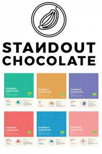 standout chocolate swedish craft chocolatemaker chocolade revolutie