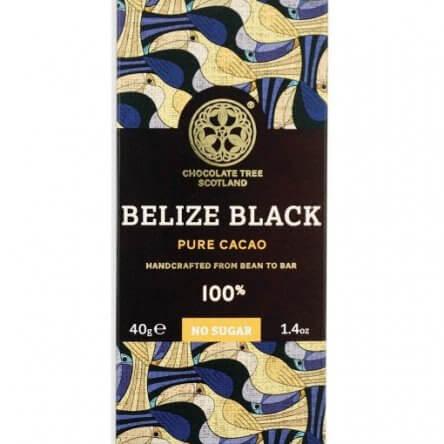 Chocolate Tree Belize Black 100% (40gr)
