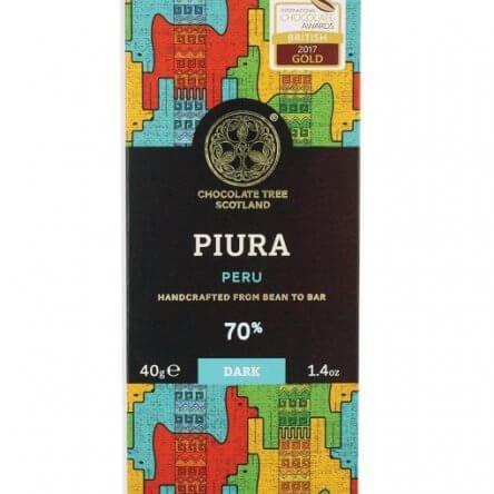 Chocolate Tree Piura Peru 70% (40gr)