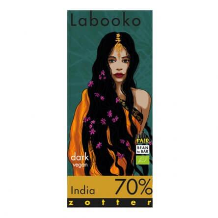 Zotter India 70%