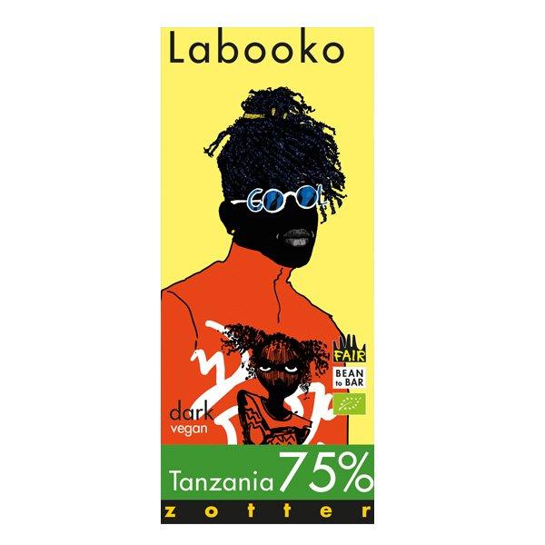 tanzania 75% biologische duurzame chocolade van zotter uit oostenrijk