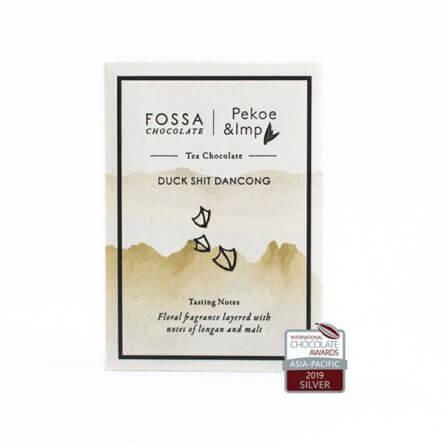 Fossa – Tea Chocolate – Duck Shit Dancong