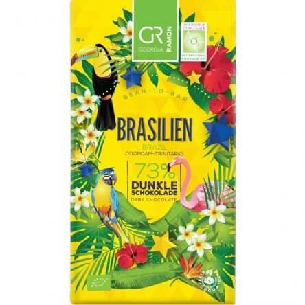 Georgia Ramon – Brazil Dark 73%