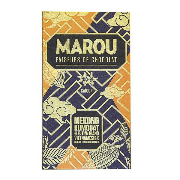 marou kumquat chocolade origine vietnam citrusvrucht