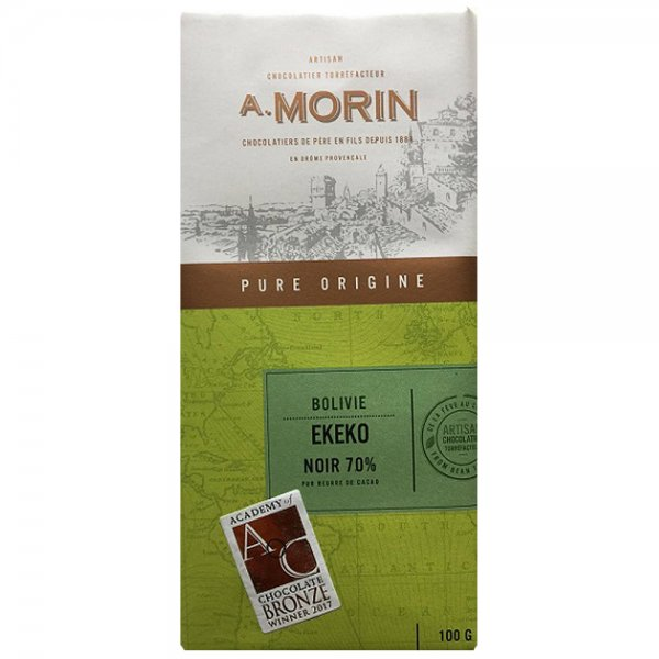 a morin bolivia ekeko chocolate from south america bolivia wild cacao vegetatively sustainable