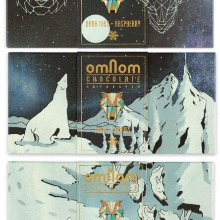 Onnom – Winter Limited Chocoladepakket