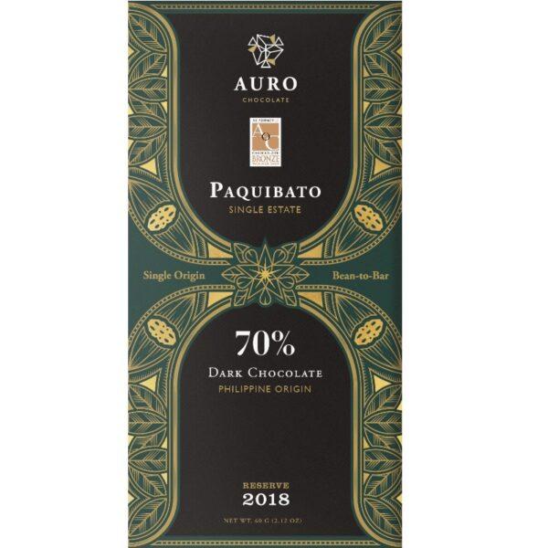 aruo paquibato single origin filipijnen chocolade single estate cacao