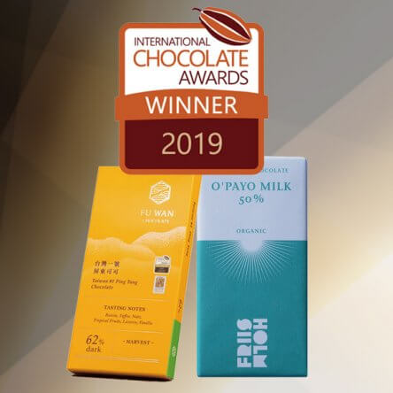 International Chocolate Awards 2019 Wereldfinale