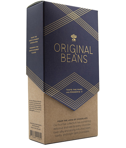 original beans gift chocolate home-delivered pure and milk fair biological fair