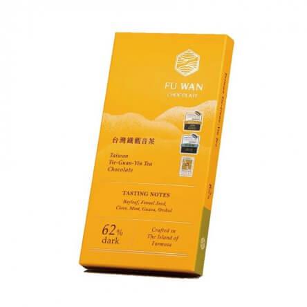 Fu Wan – 62% with Tie-Guan-Yin Tea