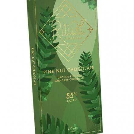 Ritual Pine nuts Chocolate 55%