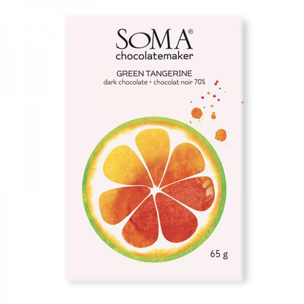 soma green tangerine chocolate pure fruit citrus bejofo madagascar pure
