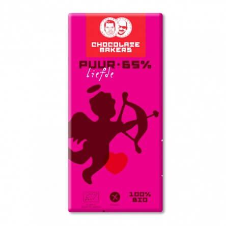 Chocolate makers – Valentine chocolate – Pure Love 65%