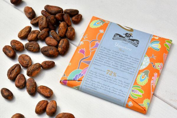 Rózsavölgyi Csokoládé peru yapatera pure origine chocolade