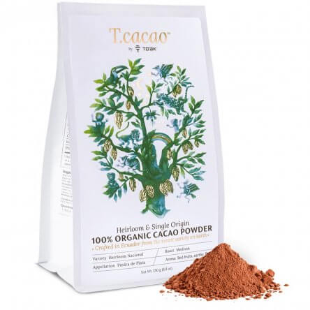 To'ak – T.cacao – Cacaopoeder 100%