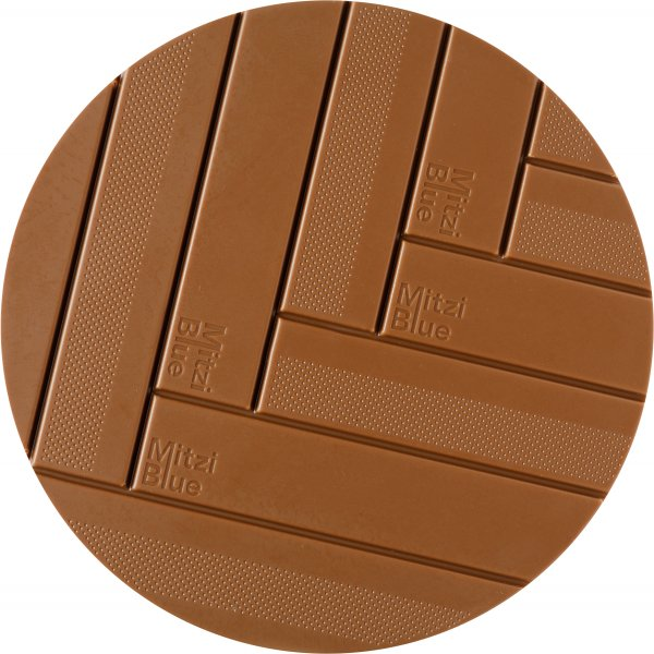 milkchocolade marrakesh kardemom chocolate disc