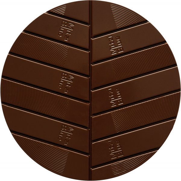 mitzi blue totally nuts chocolade disc