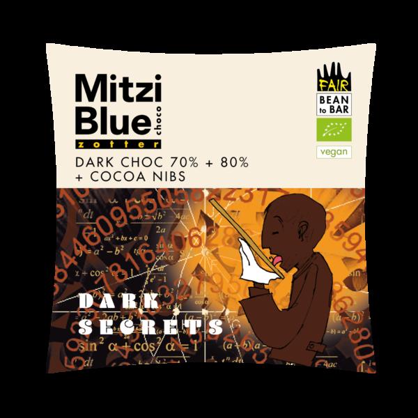 zotter dark secrets pure geheimen biologisch fair eerlijk cacaonibs