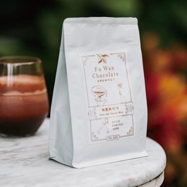 fu wan powder cocoa drink make chocolate milk yourself