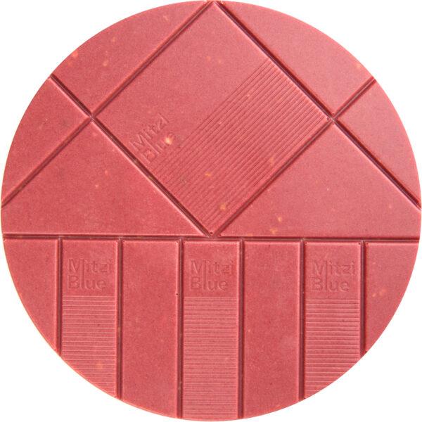 mitzi blue roze chocolade think pink ruby
