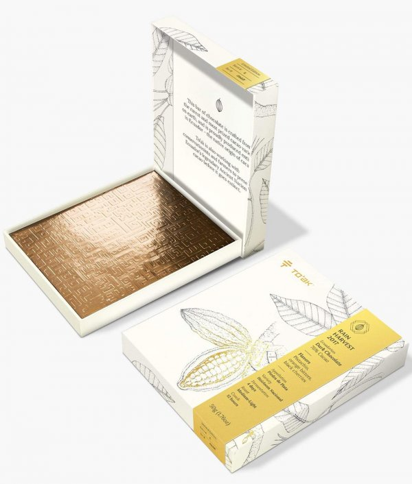 toak chocolate and packaging a wonderful gift ecuador signature series