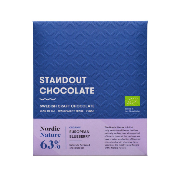 standout chocolade nordic nature bosbes