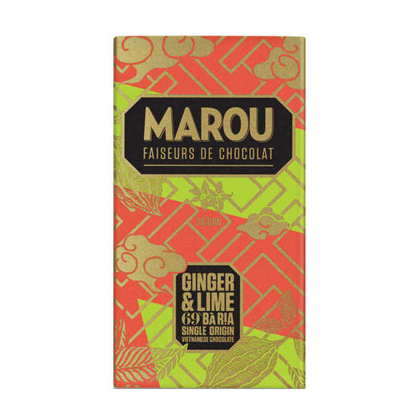 marou ginger lime ba ria dark chocolate